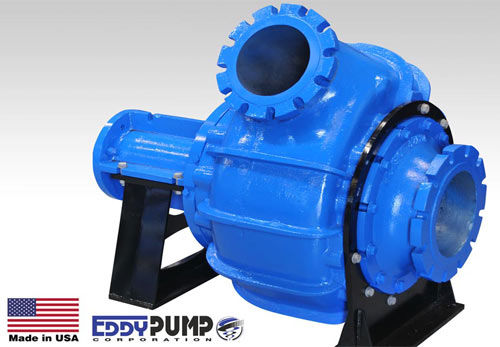 10-inch EDDY Slurry Pump - 500w
