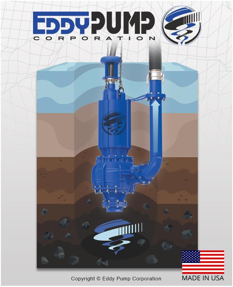 EDDY-Pump-Submersible-Pump-Deployment-Type