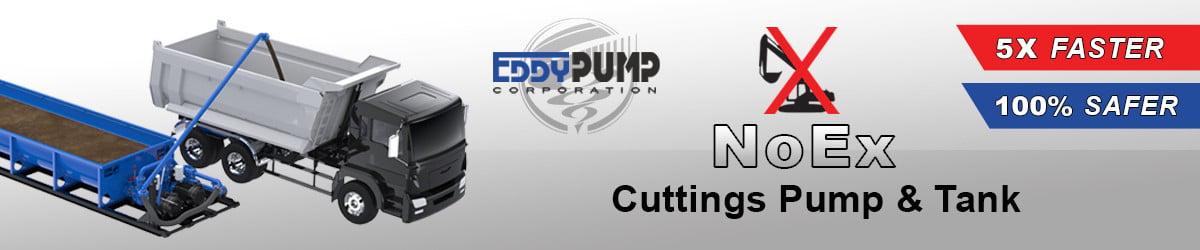 Oil Drilling Cuttings Pump NoEx System