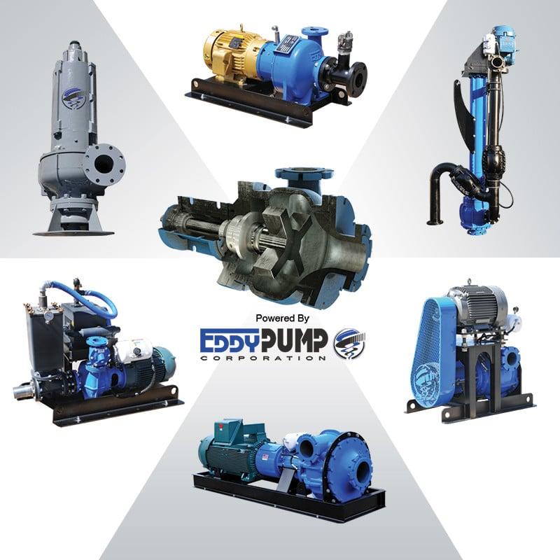 Powered By EDDY Pump