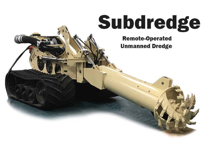 Army Corps Subdredge Video with ERDC