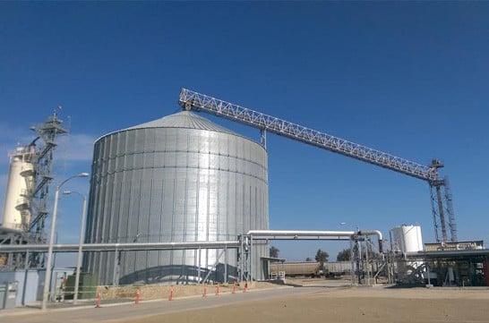 Biofuel Digester Tank