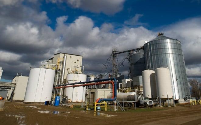 biofuel-refinery