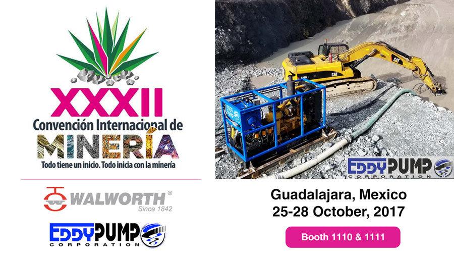 International Mining Expo, Mexico 2017