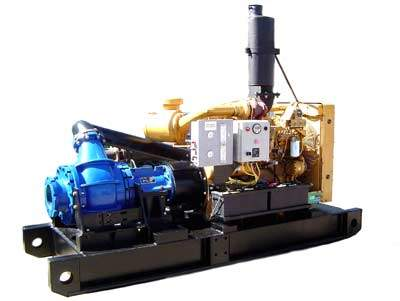Booster Pump Dredging Equipment