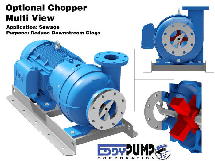 chopper-sewage-pump-option