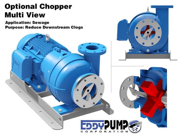 chopper-sewage-pump-option