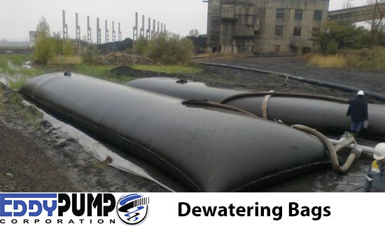 dewatering ถุง - geotubes
