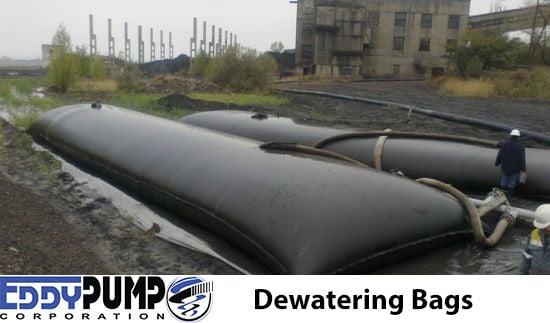 dewatering bags - geotubes