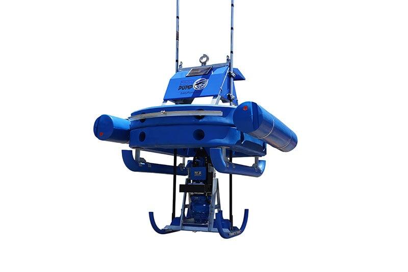 lagoon dredging equipment dredge sled