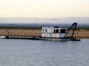 liner safe dredge
