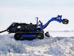 Remote Subdredge Vehicle