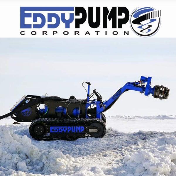 Sub Dredge - véhicule submersible à exploitation à distance vu sur Bering Sea Gold