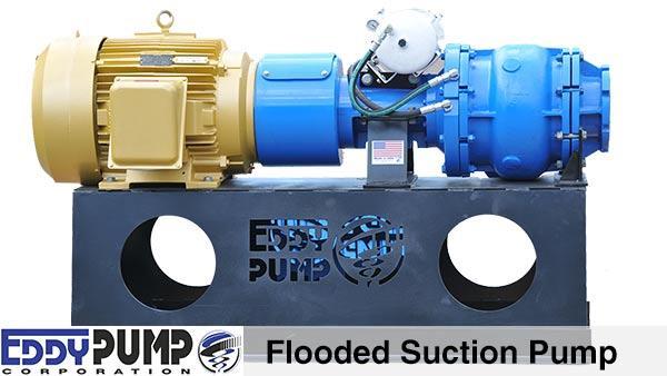 EDDY Pump Flooded Suction Pump