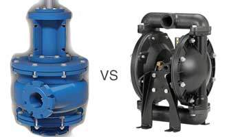 EDDY Pump vs. Diaphragm Pumps