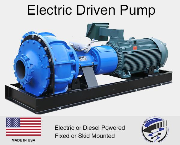 Elektrisch-selbstansaugende Pumpe