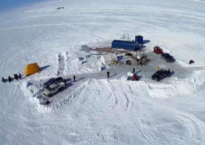 Arial View. Bering Sea Gold