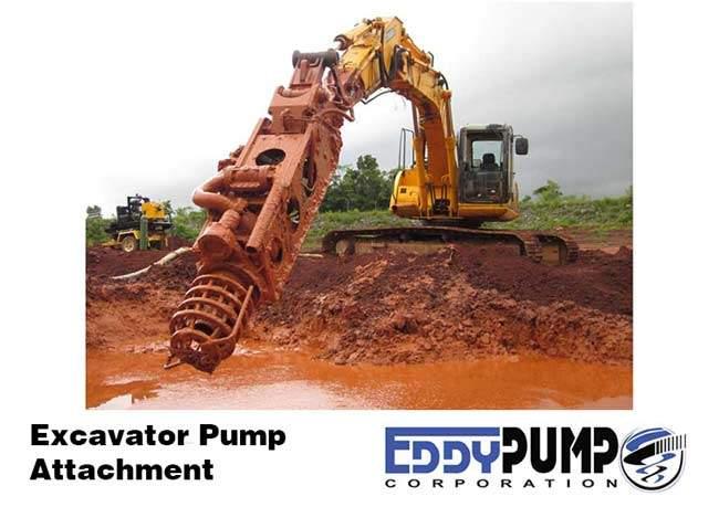 Excavator Dredge attachment2