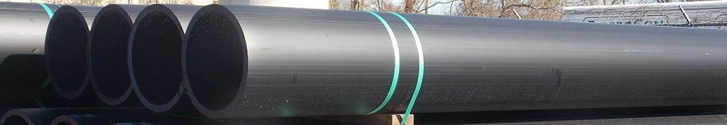 Трубопроводы из полиэтилена высокой плотности