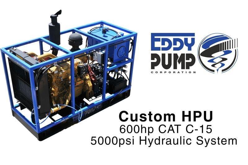 hydraulic power systems