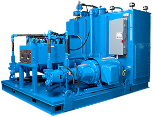 カスタム油圧パワーユニット-hpu