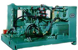 油圧パワーユニット(HPU)