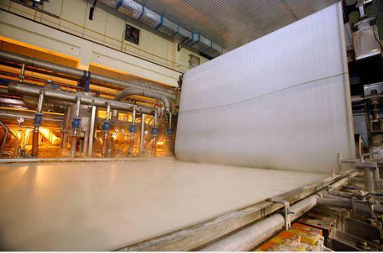 Paper Manufacturing Process