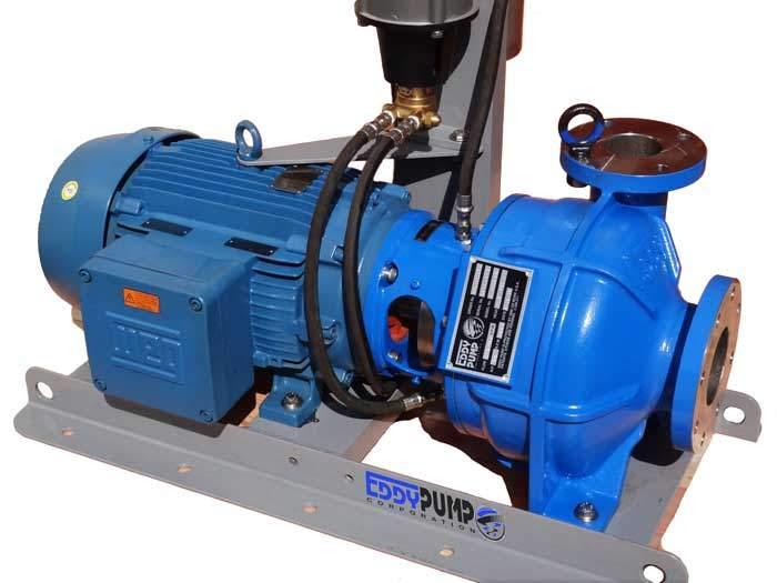 high solids slurry pump