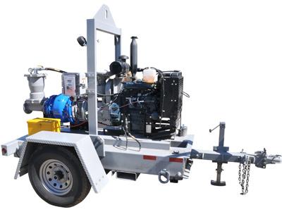 self priming pump dredging equipment
