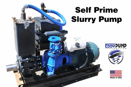 EDDY Self Priming Slurry Pump