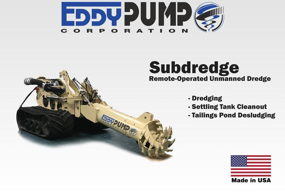 Army Corps Of Engineers Joint Venture on Subdredge ROV