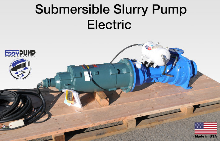 Submersible Electric Slurry Pump